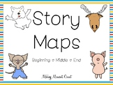 Story Maps - If You Give a Mouse a Cookie series