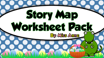 Story Maps - Worksheet Pack