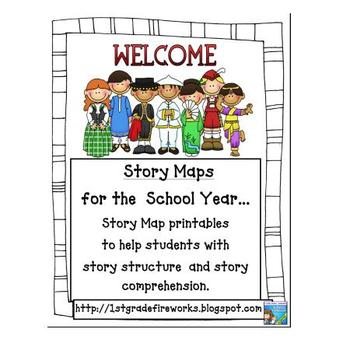 Story Maps for Around the Year
