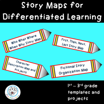 Story Maps for Differentiated Learning