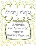 Story Maps for Reader Response