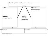 Story Mountain Graphic Organizer (Wtg)