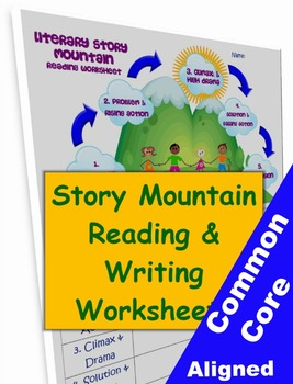 Story Mountain Reading and Writing Tools