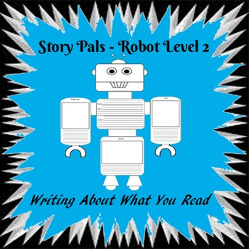 Writing Center - Level 2 Writing About What You Read - Book Report Creator