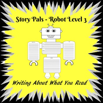 Writing Center - Level 3 Writing About What You Read - Book Report Creator