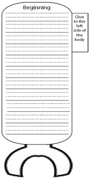 Writing Center - Level 4 Writing About What You Read - Book Report Creator