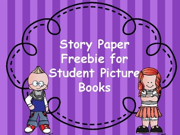 Story Paper Template: Free