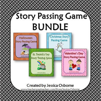 Writing Game Bundle
