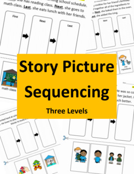 Story Picture Sequencing