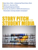 Story Pitch Form for Scholastic Journalism