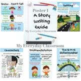 Story Planner & Poster Set