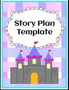 Story Planning Sheet **FREEBIE**