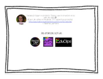 Story Plot Anchor Chart - Trama del cuento *BILINGUAL*