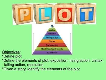 Story Plot Elements