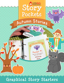 Fall Writing Prompts - Fall Story Pockets
