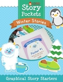 Winter Writing Prompts - Winter Story Pockets