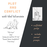 Story Poem Packet: Plot and Conflict with Shel Silverstein