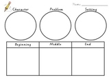 Story Pots Narrative ideas planner