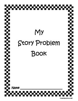 Story Problem Book Addition and Subtraction
