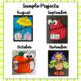 Story Problem/CGI Craftivity Bundle | 5th Grade