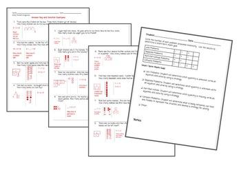Story Problem Diagnostic Test
