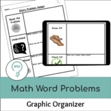 Story Problem Graphic Organizer