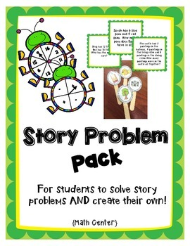 Story Problem Pack