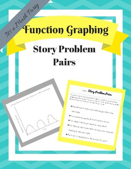 Story Problem Pairs
