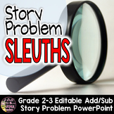 Word Problems Addition and Subtraction | Story Problems Ad