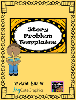 Story Problem Templates