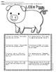 Story Problem Worksheets