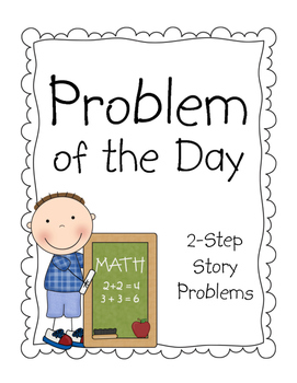Story Problems - 2 Step