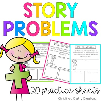 Story Problems 2.OA.1