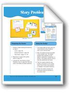Story Problems (File Folder Center)