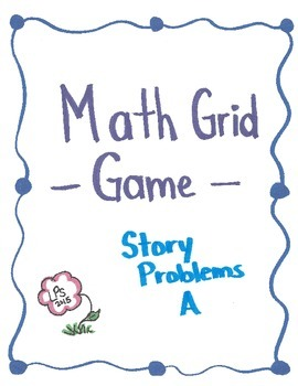 Story Problems Grid Game