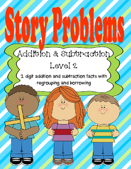 Story Problems Level 2