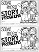 Story Problems { Mini Math Book }