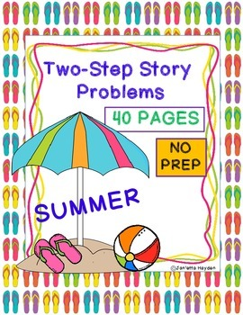 Story Problems Summer