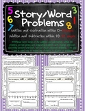 Story Problems / Word Problems