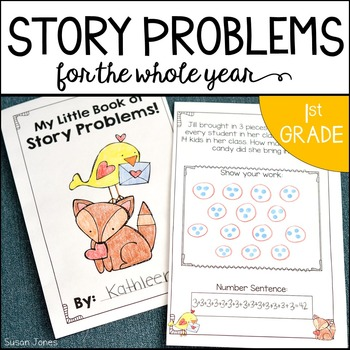 Story Problems for the Whole Year!