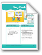 Story Puzzles (File Folder Center)