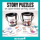 Story Puzzles: Writing Center