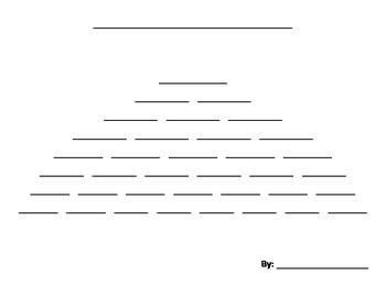 Story Pyramid