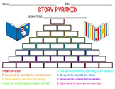 Story Pyramid for Comprehension