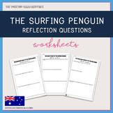 Story Reflection Question Worksheets - The Surfing Penguin