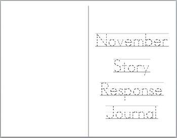 Story Response Journal