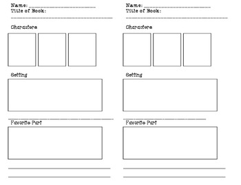 Story Response Reading Comprehension