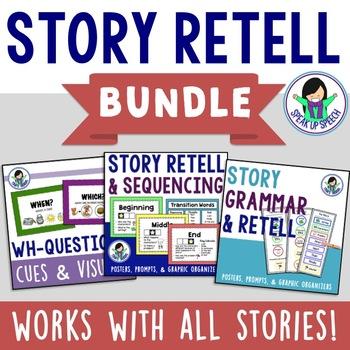 Story Retell BUNDLE