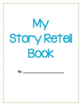 Story Retell Book