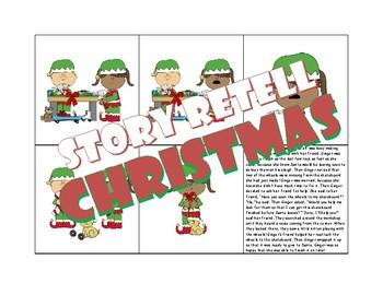 Story Retell: Christmas